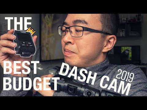Viofo A119V3 - The Best Budget Dash Cam in 2019