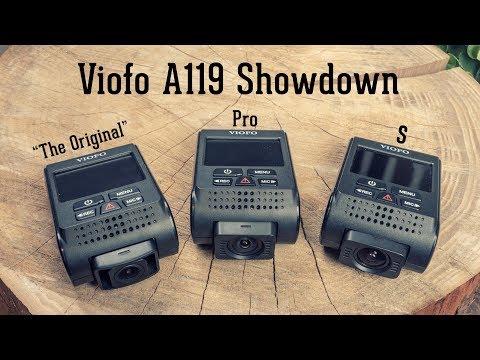 Viofo A119 V2 Update | Comparison vs A119 Pro & A119S