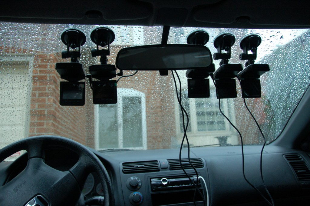 Chinese Cameras - Car Setup