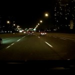 Mobius - Passing Cars on the Highway in Toronto
