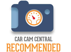 Award for a Product Recommended by Car Cam Central