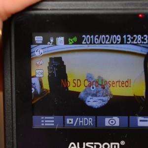 Ausdom_Camera_Error
