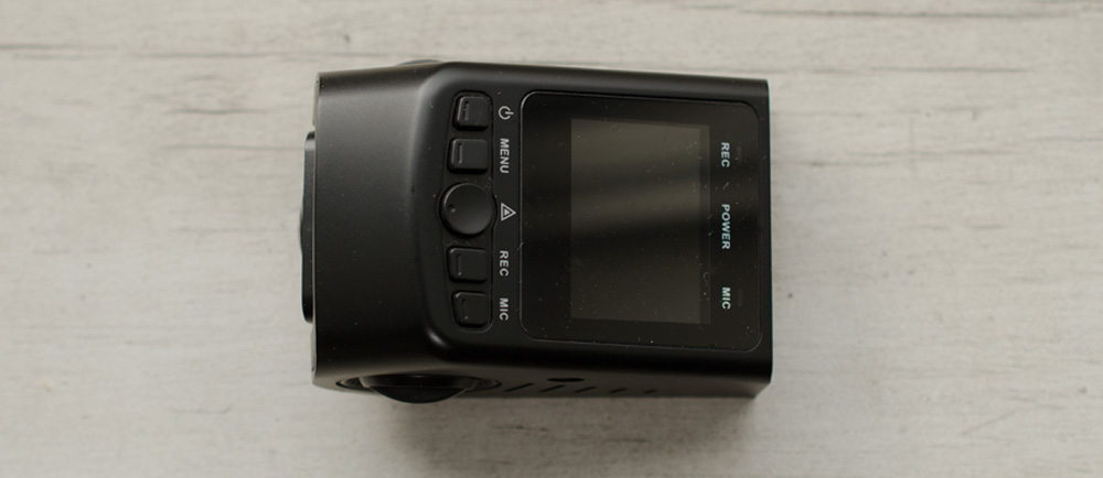 A118 Profile Dash Camera