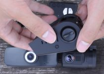A118 knob to adjust lens