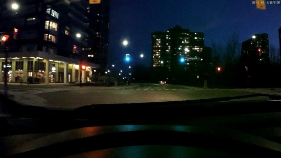Mobius - Driving in Mississauga Downtown Dark Screenshot