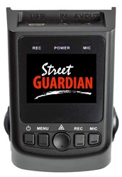 Street Guardian SG9665GC - Front Angle