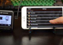 Transcencd 200 iOS Android App