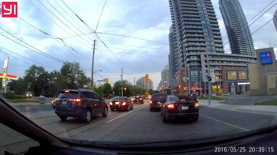 XiaoYi Yi - Toronto Lakeshore Dusk